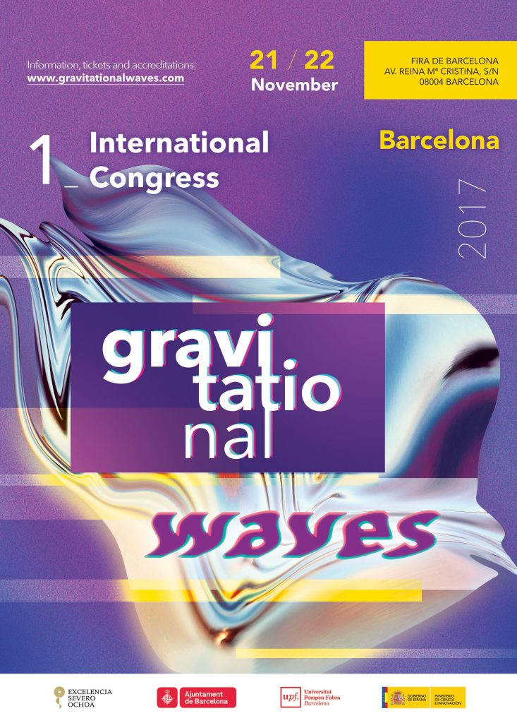 Cartel International Congres Gravitational waves